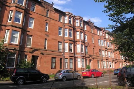 Charming 1 Bed Apartment - Glasgow - Daire