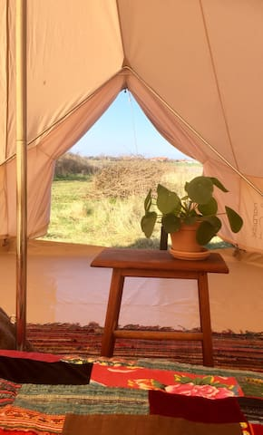 Tent and Breakfast - Marstal - Tipi