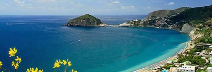 Apartment Sea & Capri view