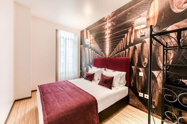 Lounge Inn Guest House (com varanda