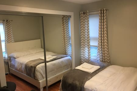Cozy Bedroom in Marlboro 3 - Marlborough - Ev