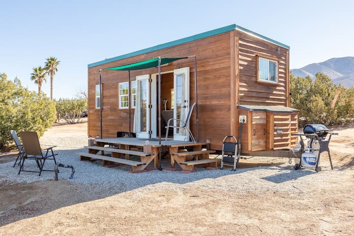 High Desert Tiny House