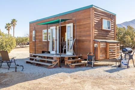 High Desert Tiny House