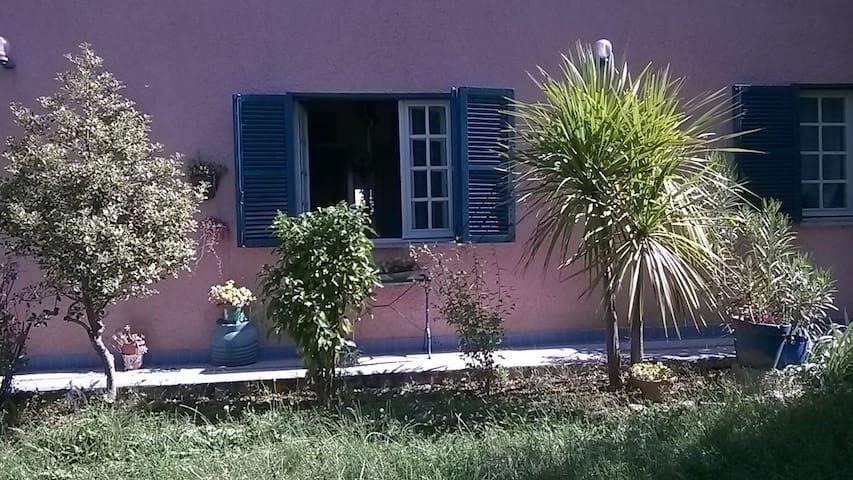 casa di campagna con giardino - Castel Madama - House