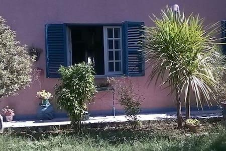 casa di campagna con giardino - Castel Madama