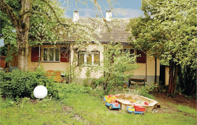 Holiday cottage with 1 bedroom on 48 m² in Arzberg