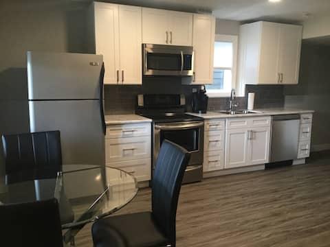 Brand new daylight basement suite
