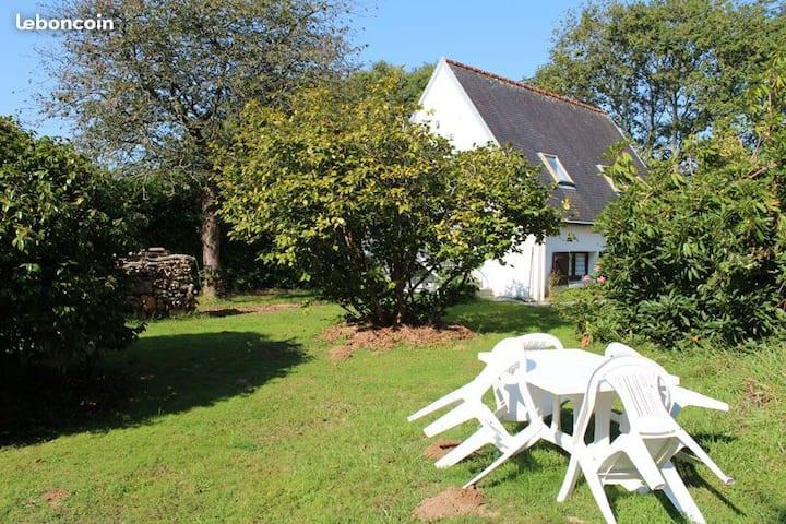 Appartement 45m² avec jardin