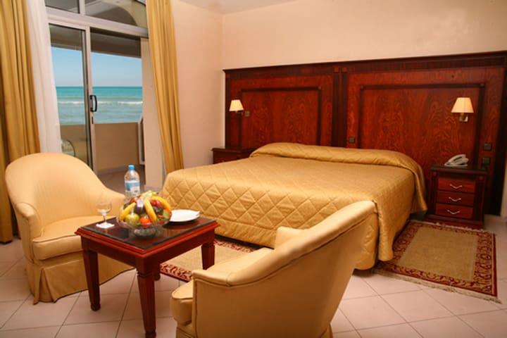 Chambres individuelles dans Hôtel