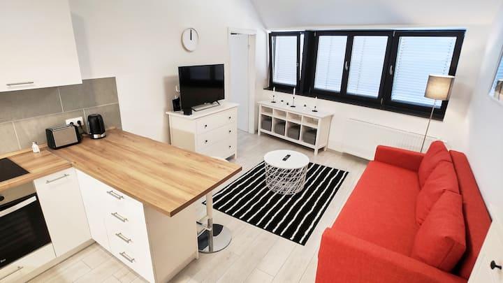 Piacsek Apartmanház - 12. Apartman