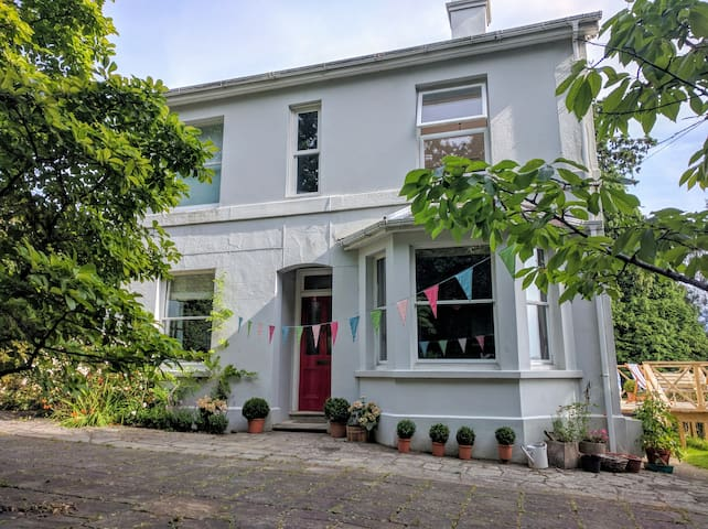 Victorian Villa with Stunning Views - Tunbridge Wells - House