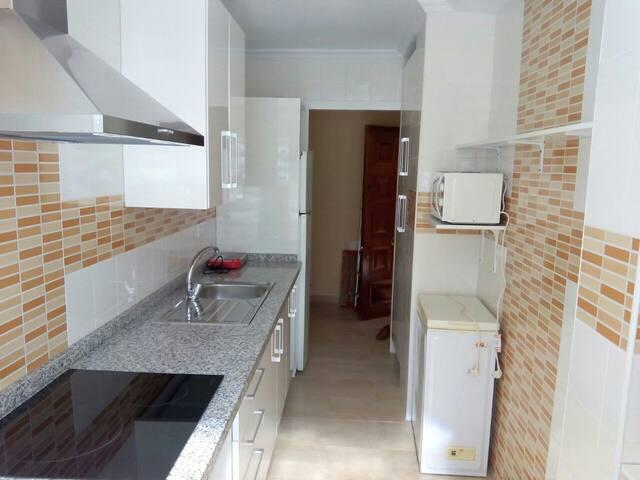 Habitación tranquila y acogedora