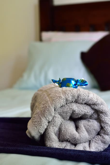 We believe its the little things that count in making your stay special!