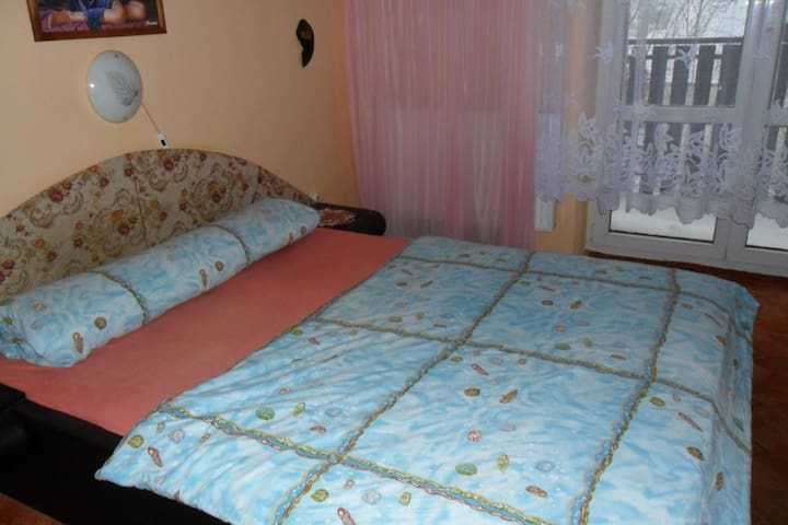 Apartmá č.4 v Penzionu Rot Volary
