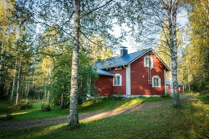 Confortable and cozy Villa Koivukumpu - Savonlinna - Villa