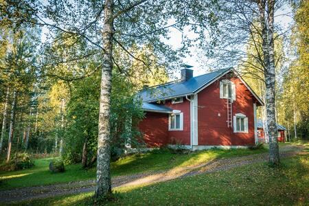 Confortable and cozy Villa Koivukumpu - Savonlinna