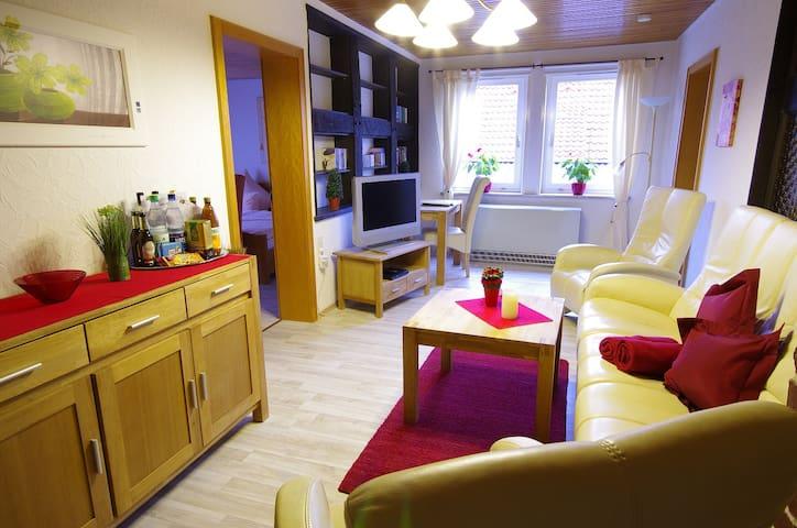 tolles Wohnklima + THERME täglich gratis - Bad Bevensen - Квартира