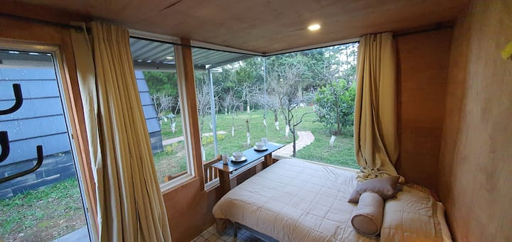 glass Cabin near to Guatemala City and antigua