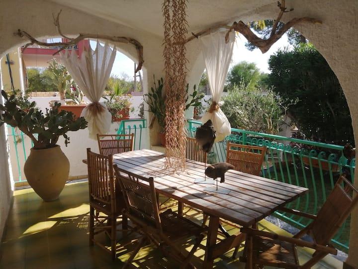 Charme Sicilian villas  fontanebianche Syracusae