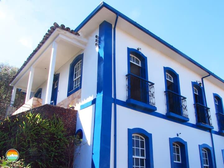 Buena Vista Hostel - Quarto Sinhá Olímpia