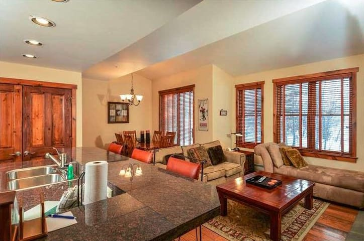 Cute And Cozy Breckenridge Condo