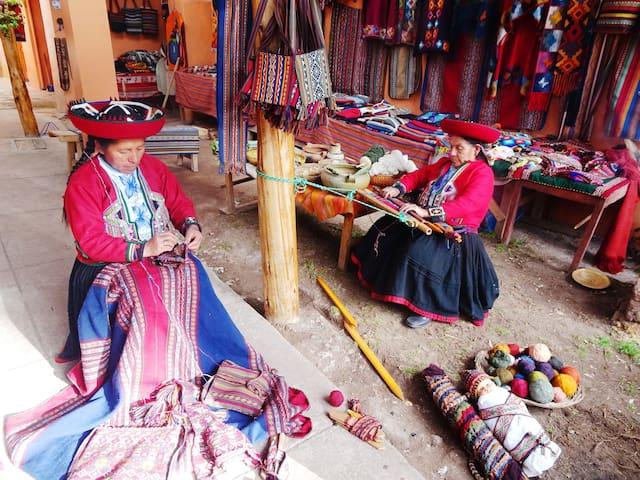 Vivencia Quechua en Casa de Sonia