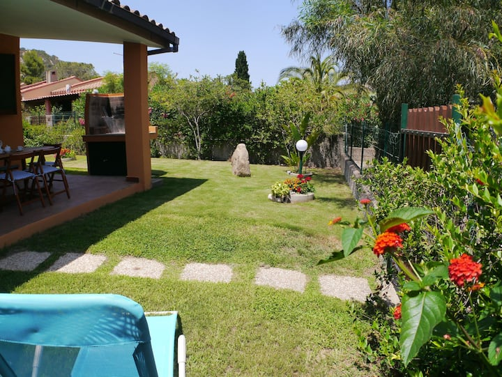 Villa in Costa Rei, 2 double rooms