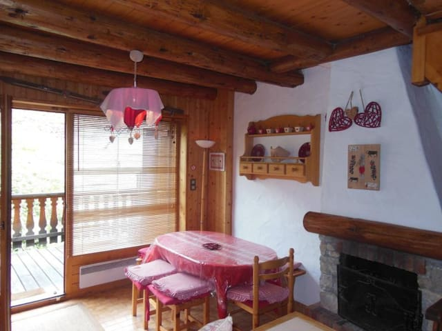 CHAMPAGNY - 6 pers, 45 m2, 3/2