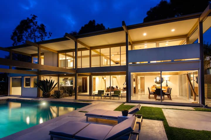 Beverly Hills Villa with Pool and Amazing Views