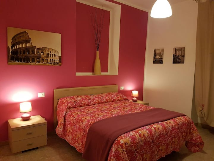 B&B L'AMACA - Charming double room with Breakfast