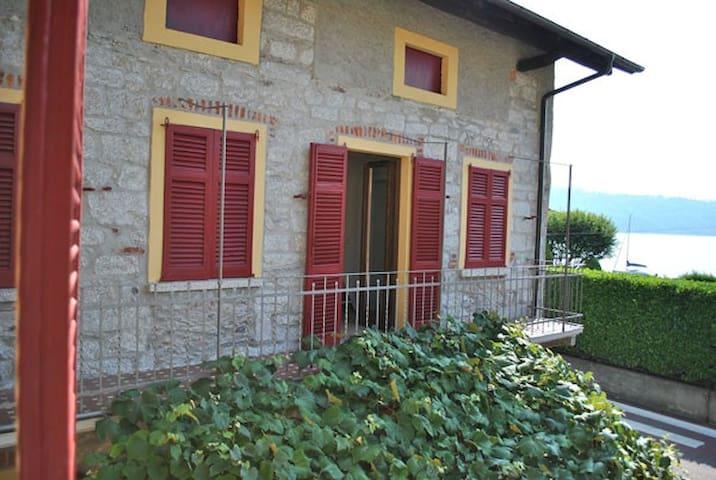Casa sul Lago d'Orta-Ca dl'Elvira - Pella - Huis