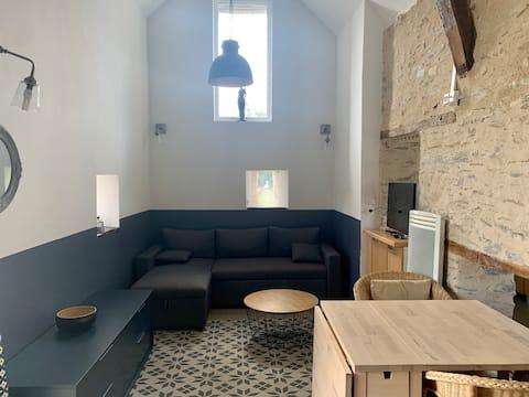 Agréable maison à la campagne  Segré en Anjou Bleu