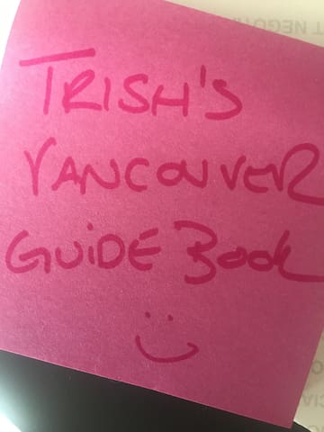 """Guidebook for """"The Drive"""" area where the house is located"""