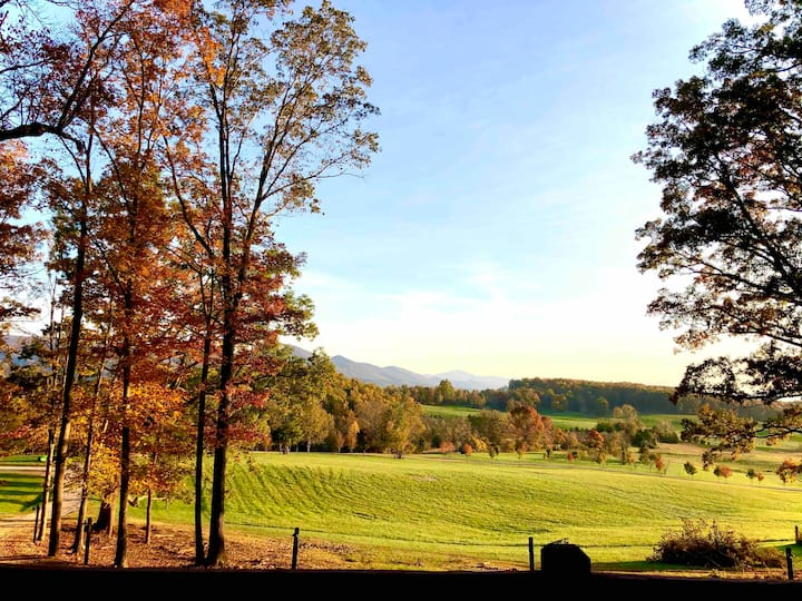 Stay at the Barn with Amazing Farm Charm & Views!
