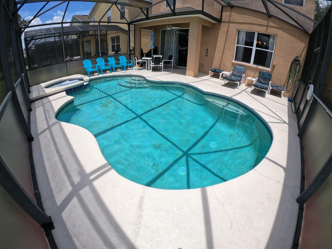 Private Pool and Spa - Villa Yuya