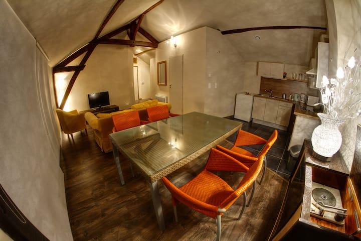 appartement à Bazet 2