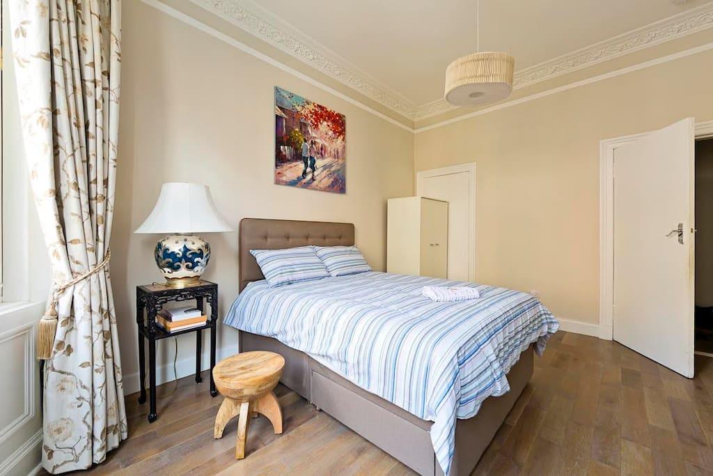 Nicely Furnished Bedroom