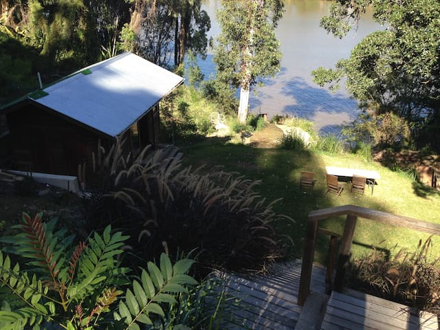 The Boathouse, 2km from the CBD