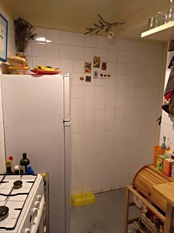 Contaréis con todos los utensilios que necesitéis en la cocina :)