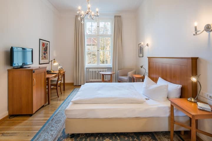 Classic Zimmer im Hotel Brandies Berlin nahe Messe