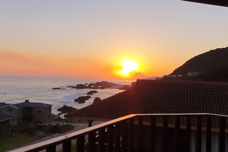 The best sunset sea view in Africa