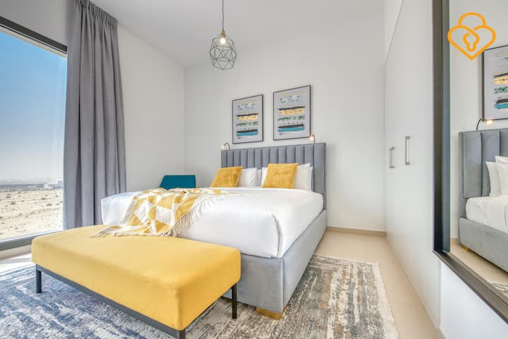 Studio Una Town Square Fully furnished & Equipped