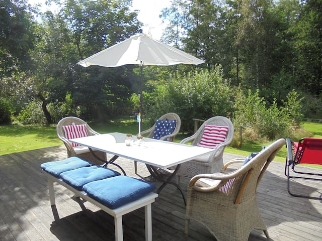 Holiday Home to let on Blueberry Lane - Ängelholm N