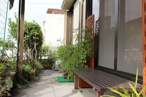 Miyajima view with pick up service 宮島近く送迎可能