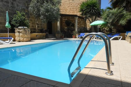 Ta Kolina - house with own pool - In-Nadur - 独立屋
