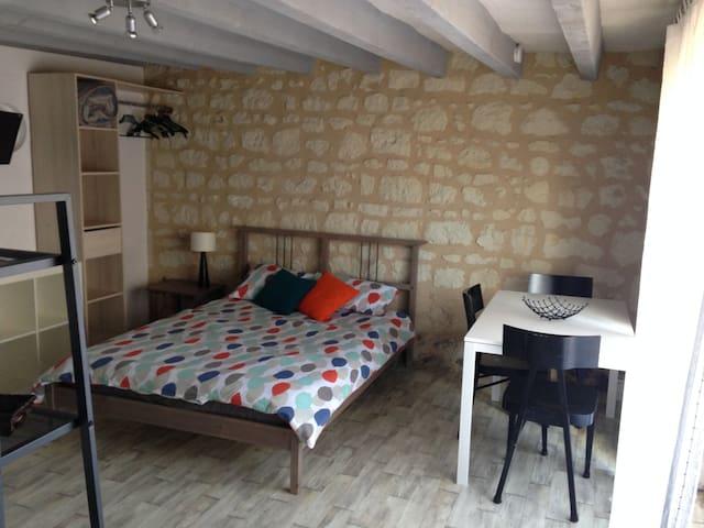 Appartement meublé tout confort - Bourgueil - Apartemen