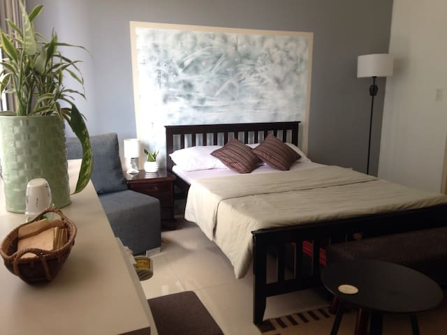 Studio across the airport T3 - Pasay - Appartamento