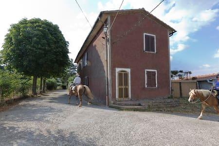 CASA VACANZA POGGETTO - Montevitozzo
