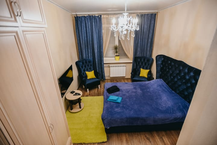 Lush designed apartament in the historical center!