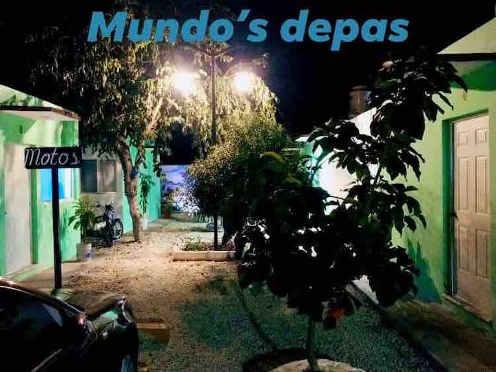 The mundo's depas san roque  (motul)